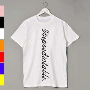 Unpredictable Clothing London Designer Couture Fashion Premium T Shirt