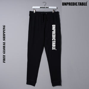 Unpredictable Clothing Joggers London Designer Sports Fitness Athletics Fashion Brand