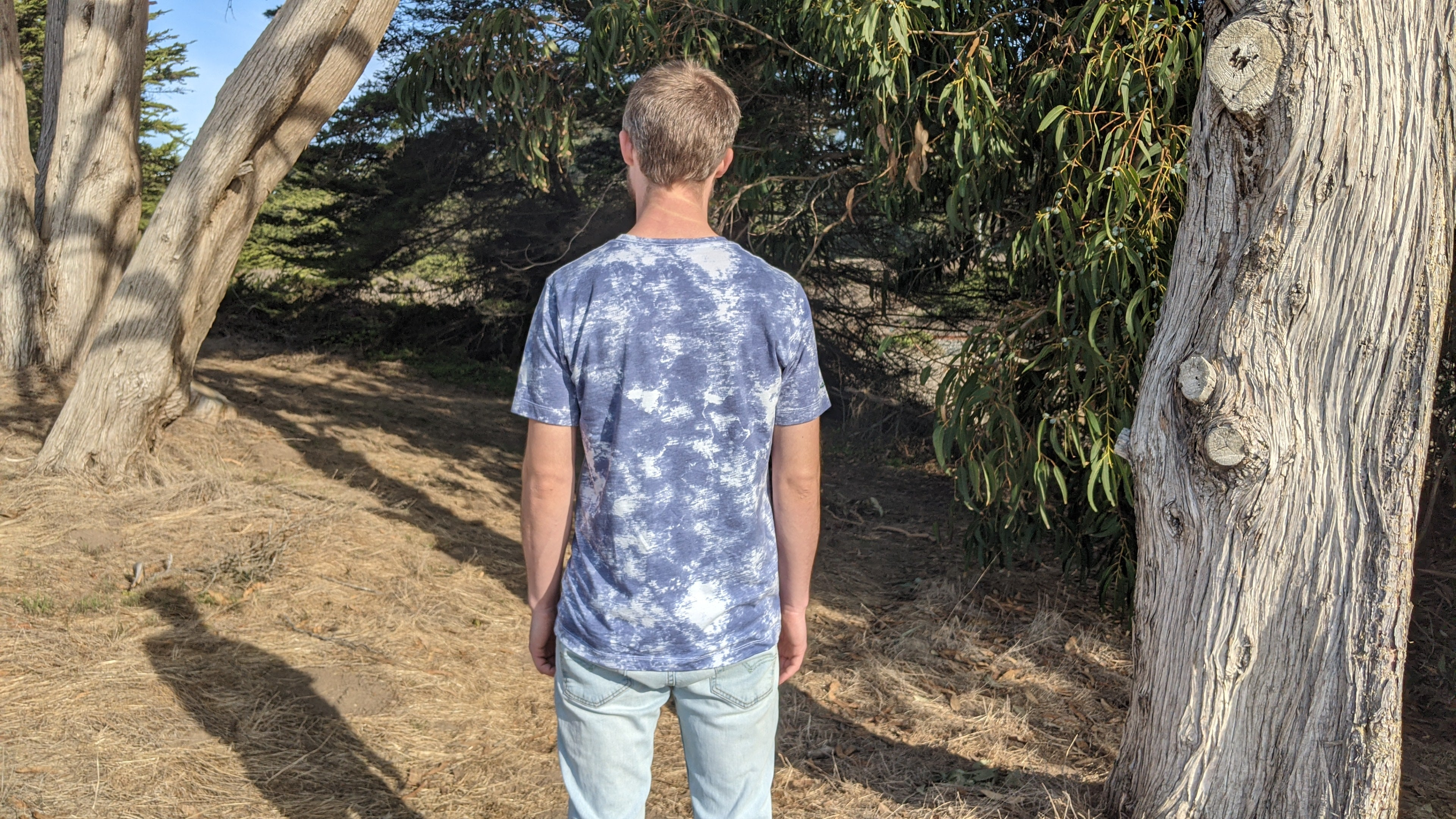 Boulder Creek tie dye tee [Limited Edition]