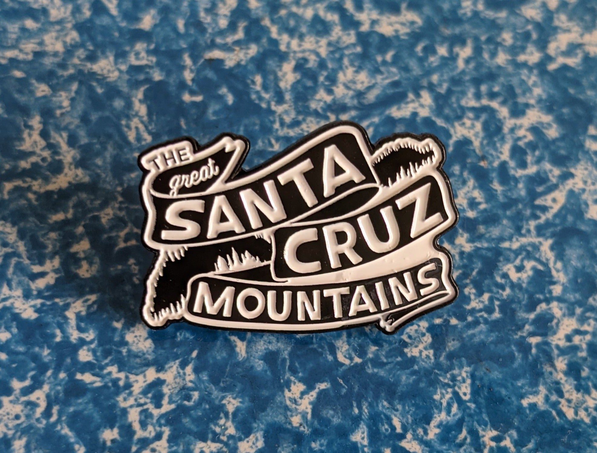 Great SCM enamel pin