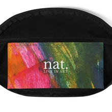 Load image into Gallery viewer, Bum Bag 'Sunset in Bali' - nat. live in art