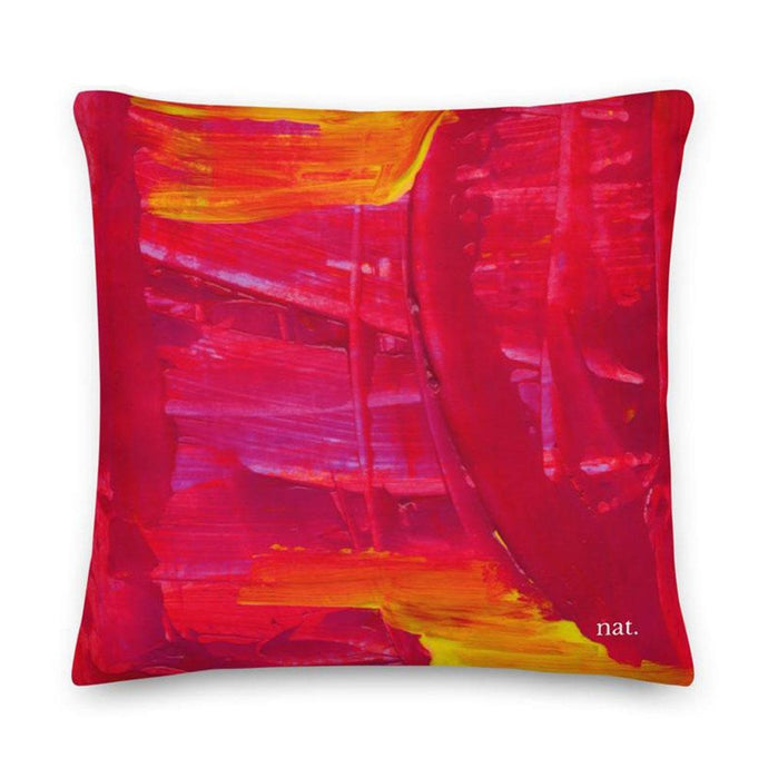 XL Cushion 'strengthening' - nat. live in art