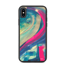 Load image into Gallery viewer, eco iPhone Case 'mingling' - nat. live in art