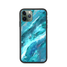 Load image into Gallery viewer, eco iPhone case 'icing' - nat. live in art