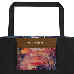 Carryall 'anticipating' - nat. live in art