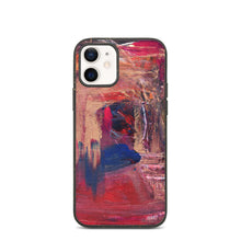 Load image into Gallery viewer, eco Phone Case 'anticipating' - nat. live in art