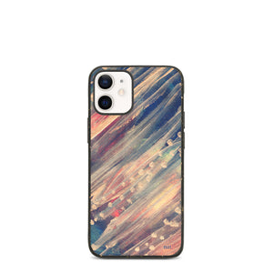 eco iPhone Case 'dotting' - nat. live in art