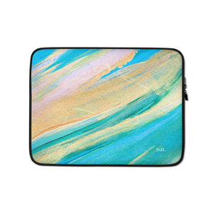 Laptop Sleeve 'golding' - nat. live in art
