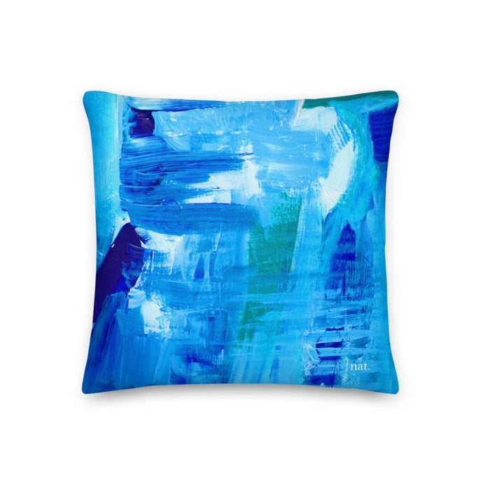 nat. surfing reg. cushion - nat. live in art