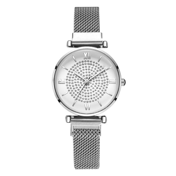 Starry Rhinestone Watch