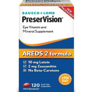 Bausch & Lomb Preservision AREDS2