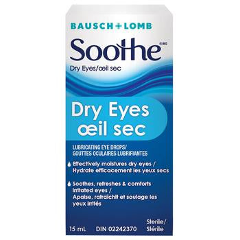 Bausch & Lomb Soothe Dry Eyes