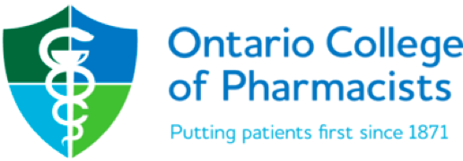 Ontario College of Pharmacists Logo
