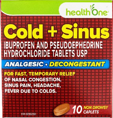 Health ONE Cold and Sinus