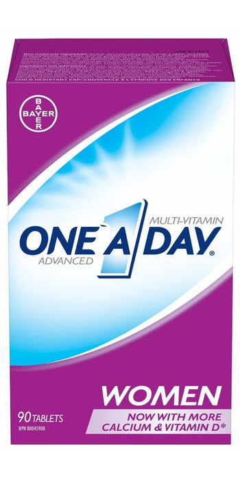 One A Day Advanced Multivitamin for Women