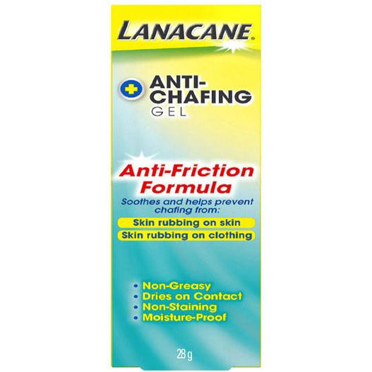 Lanacane Anti-Chafing Gel Anti-Friction Formula