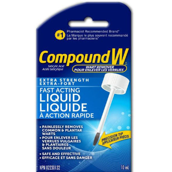 Compound W Extra Strength Liquid Wart Remover