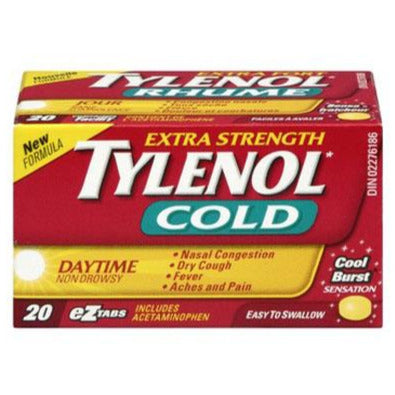 Tylenol Cold Extra Strength Daytime