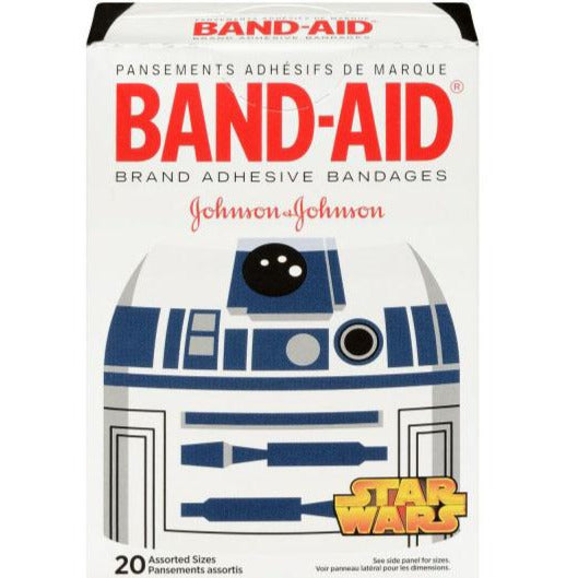 Band-Aid Star Wars Bandages