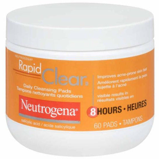 Neutrogena Rapid Clear Pads