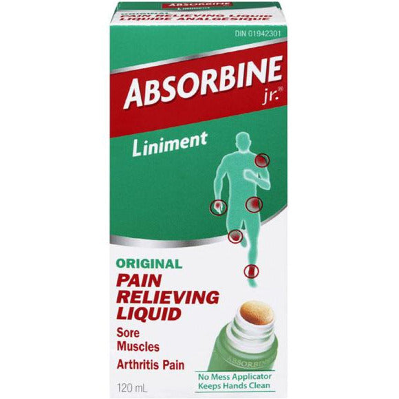 Absorbine Jr. Original Liniment Pain Relieving Liquid
