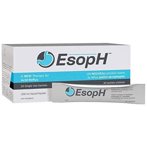 EsopH Acid Reflux Therapy