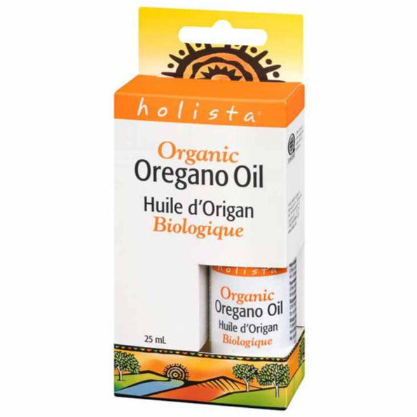 Holista Organic Oregano Oil