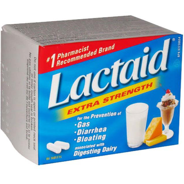 Lactaid Extra Strength