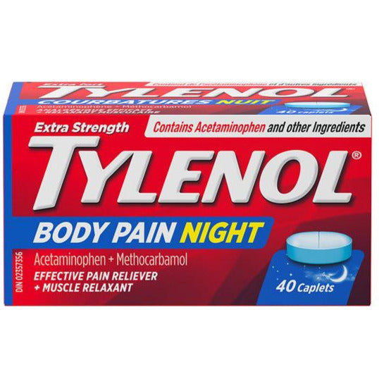Tylenol Body Pain Night