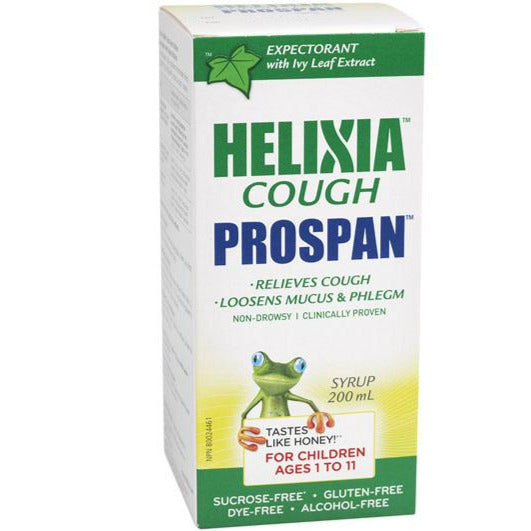 Helixia Cough Prospan Syrup for Kids