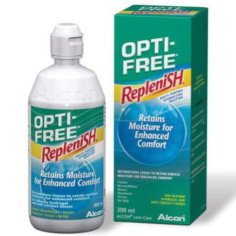 Replenish Multi-Purpose Disinfecting Solution