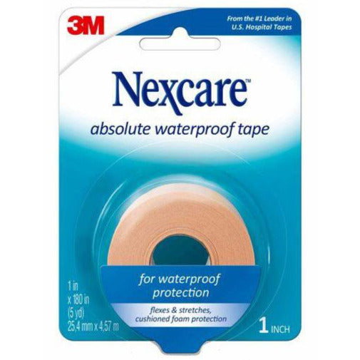 Nexcare Absolute Water Resistant Tape