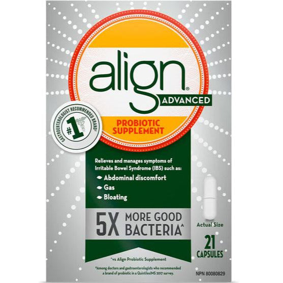 Align Advance Probiotic Supplement