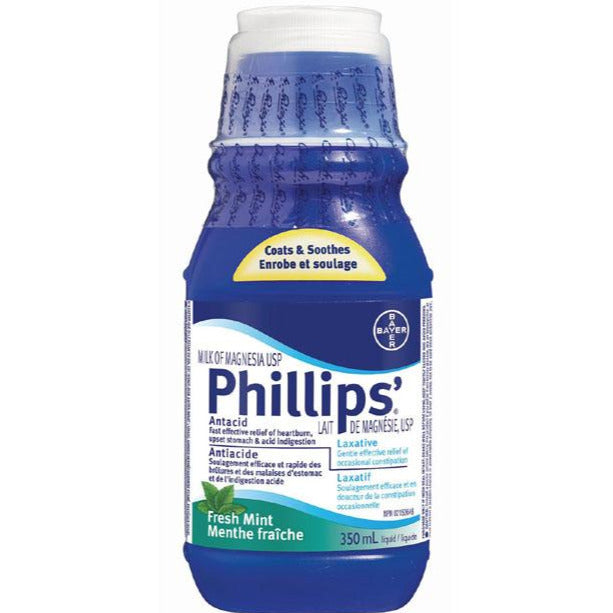Phillips' Milk of Magnesia - Mint