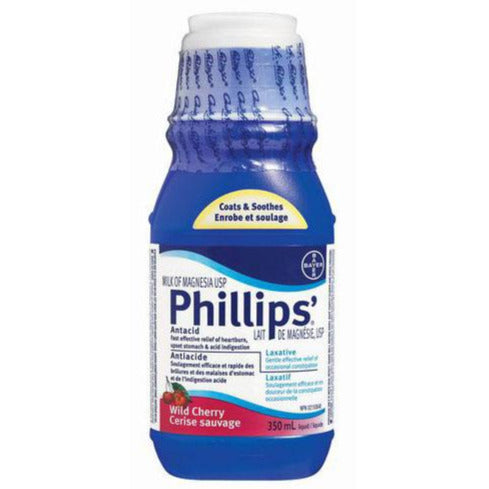 Phillips' Milk of Magnesia - Cherry