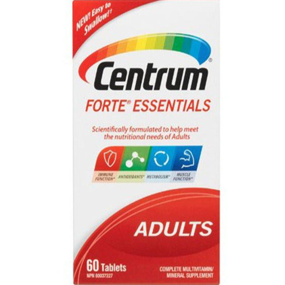 Centrum Forte Essentials