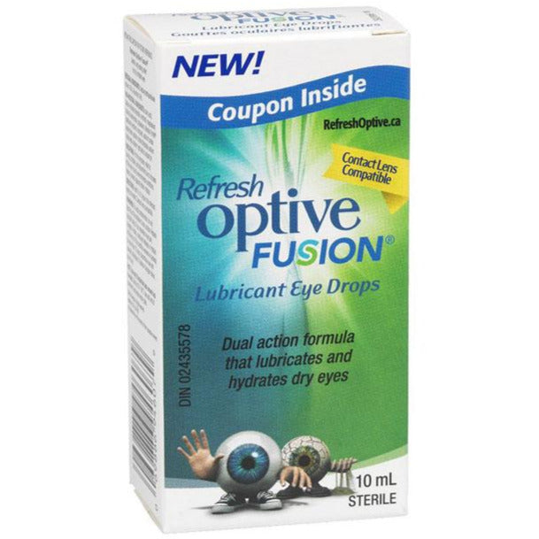 Refresh Optive Fusion