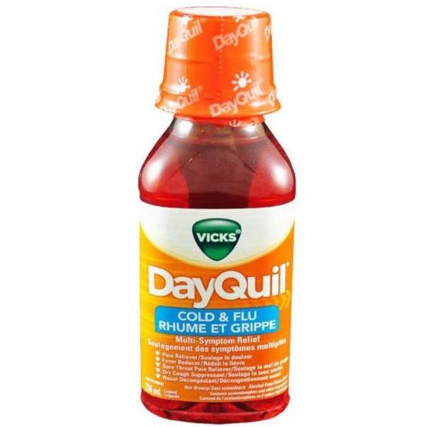 Vicks DayQuil Cold & Flu Liquid