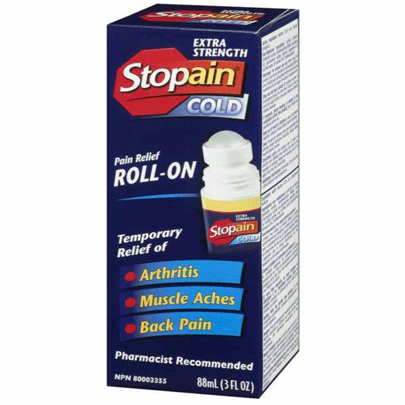 Stopain Cold Extra Strength Roll-On
