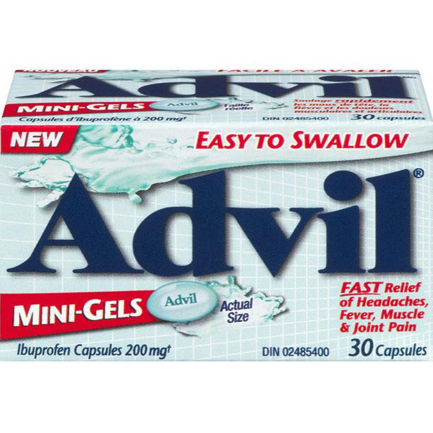 Advil Mini-Gels