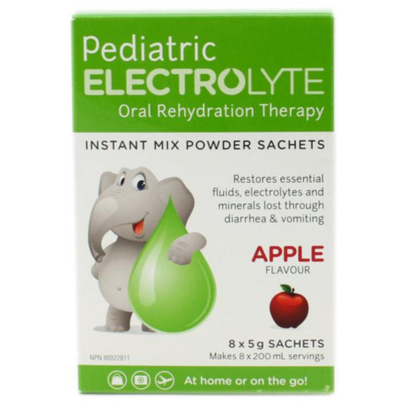 Pediatric Electrolyte Powder - Apple