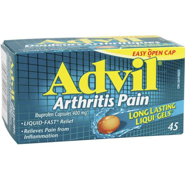 Advil Arthritis Pain 400 mg