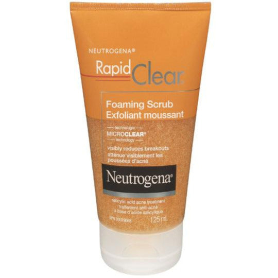 Neutrogena Rapid Clear Foaming Scrub