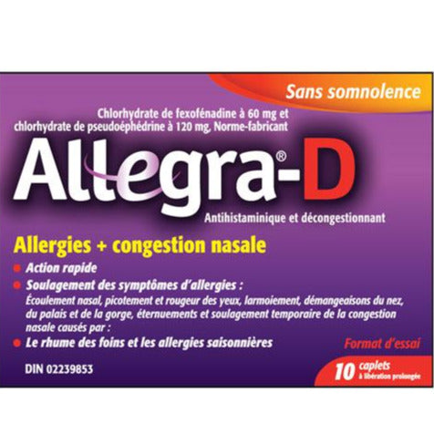 Allegra-D 12HR
