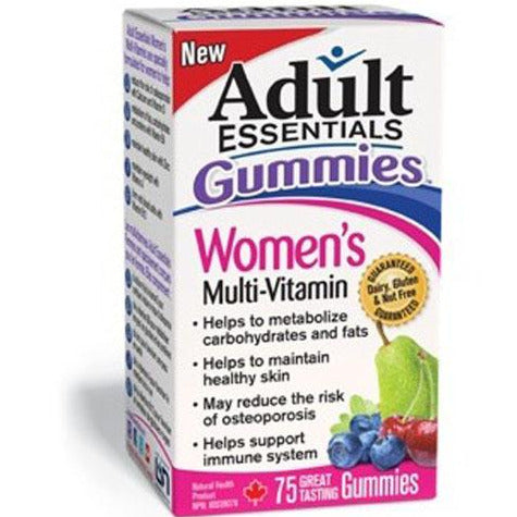 Adult Essentials Gummies Women's Multivitamin