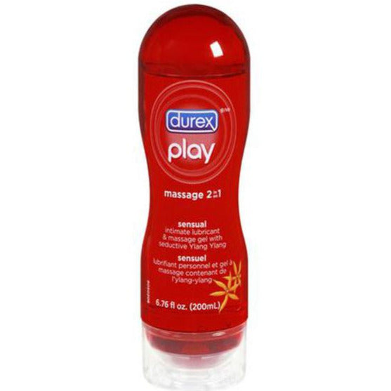 Durex Play 2-in-1 Intimate Lubricant & Massage Gel - Ylang Ylang