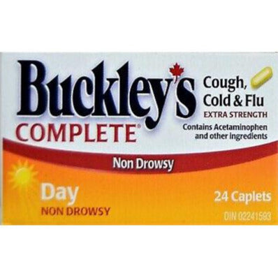 Buckley's Complete Extra Strength Day