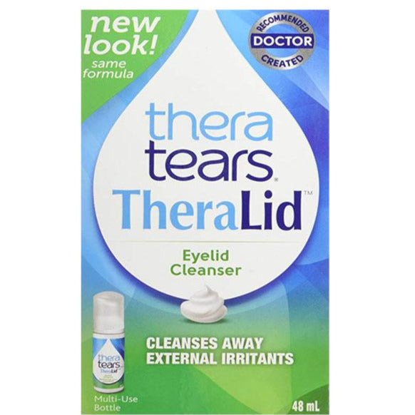 TheraTears TheraLid Eyelid Cleaner