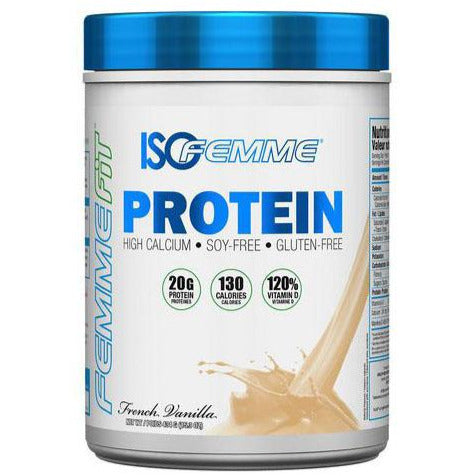Isofemme Protein Smoothie - French Vanilla