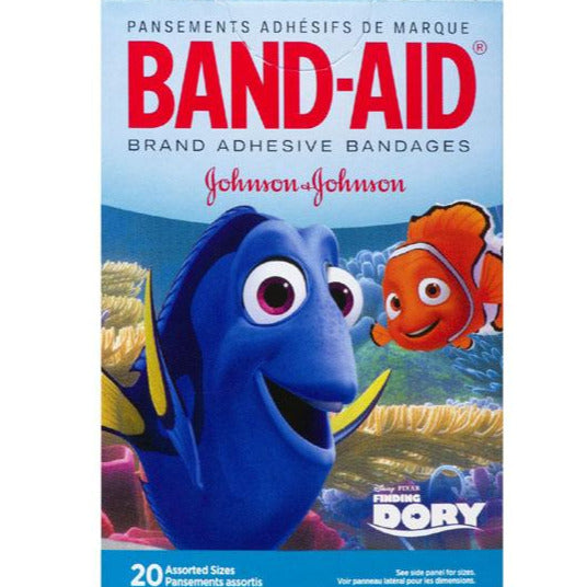 Band-Aid Finding Dory Bandages